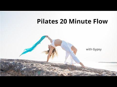 Pilates 20 minute Flow