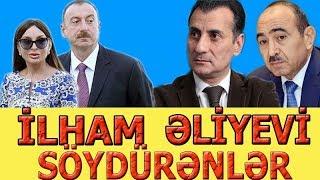 """""""Təhqir Və Söyüş Əmri Prezident Aparatından Gəlir"""" - Azər Kazımzadə"""