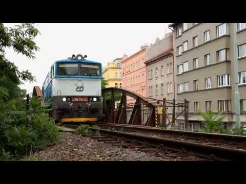Železniční spojení Praha