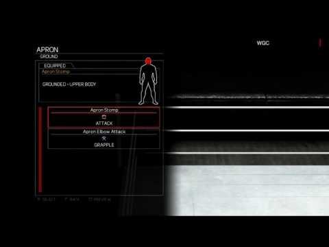 WWE 2K17:Goldberg moveset(Xbox 360/PS3)