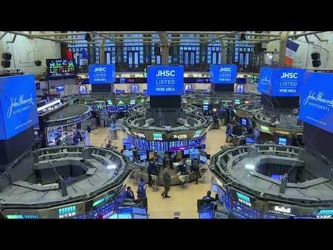 Wall Street Kembali Positif Setelah 2 Hari Anjlok - Liputan Berita VOA