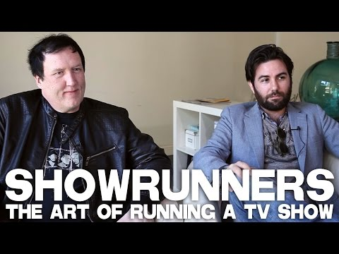 SHOWRUNNERS: The Art of Running a TV Show by Des Doyle & Ryan Patrick McGuffey