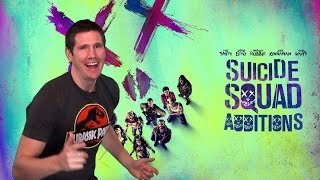 Bad Movie Auditions - Suicide Squad