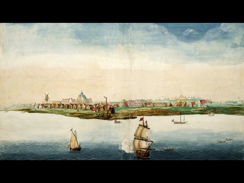 Today in History: Dutch colony of New Amsterdam incorporated (1653)