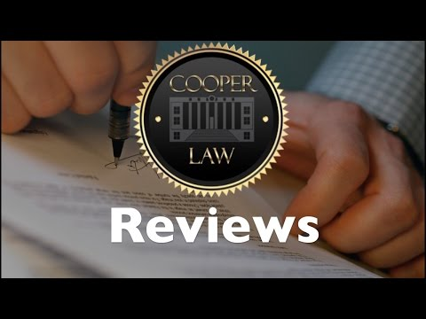 Cooper Law Firm REVIEWS - Rutherfordton, NC Injury Attorney Reviews