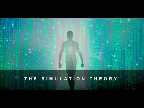 Thumbnail: EVIDENCE WE ARE IN A SIMULATION - SHOCKING (MATRIX, ELON MUSK, VIRTUAL REALITY, QUANTUM PHYSICS)