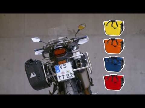 Touratech Luggage System ENDURANCE Click