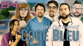 (Let's play Narratif) - CODE BLEU - Episode 4 - Au diable la varice