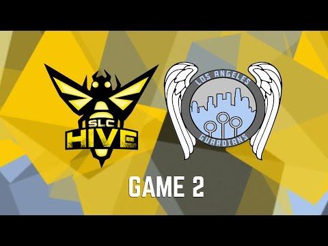 Major League Quidditch 2016: Los Angeles Guardians vs. Salt Lake City Hive - Game 2