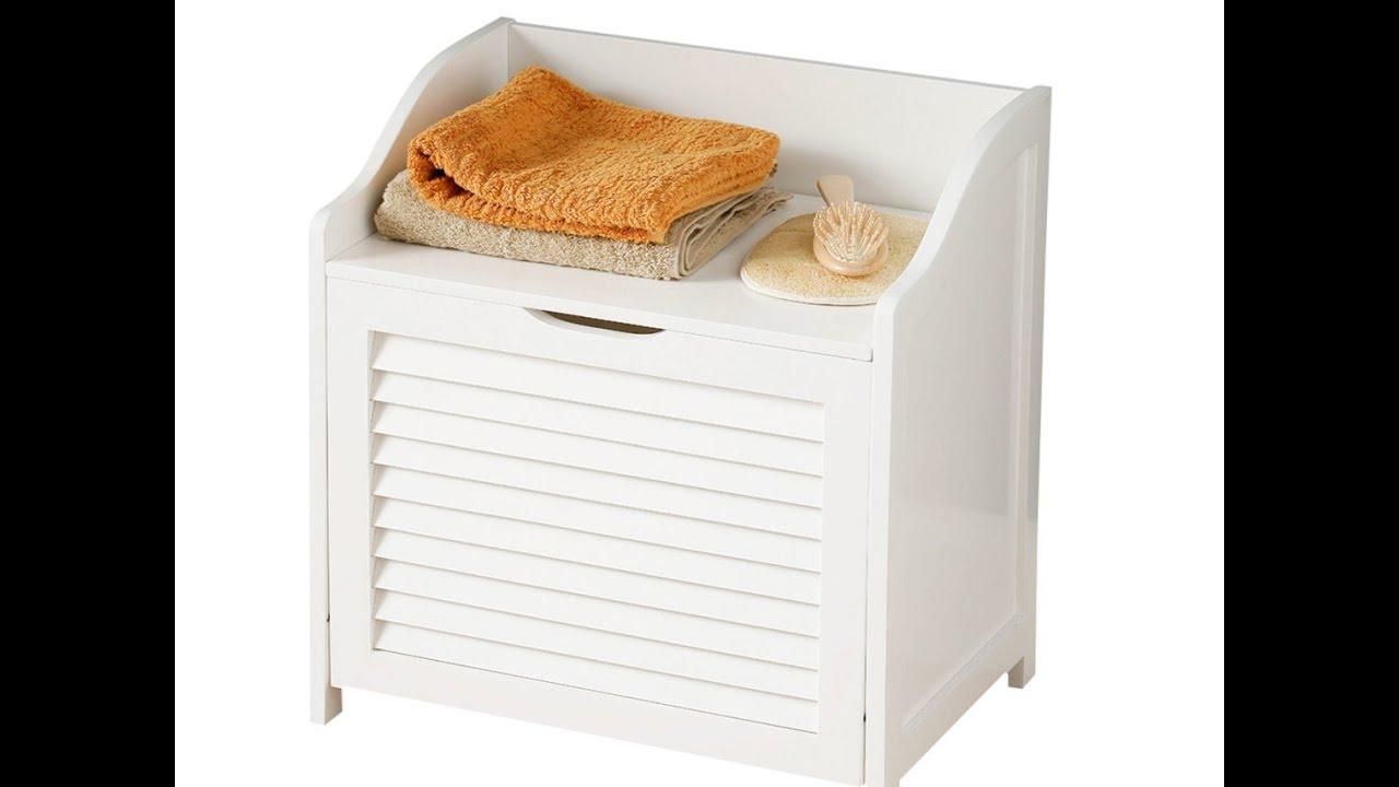 bathroom storage cabinets floor - youtube