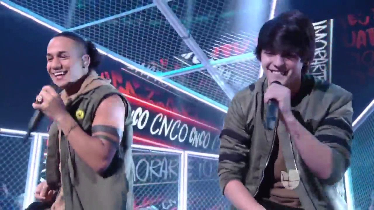 Download CNCO en la final de La Banda 2  #ParaEnamorate