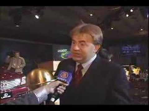 Bob Carter on World Car of the Year Award