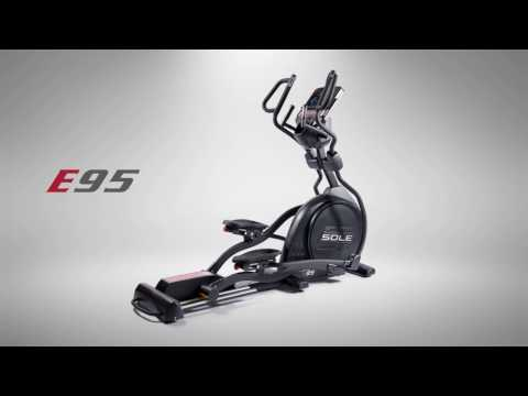 SOLE E95 Elliptical Introduction Video