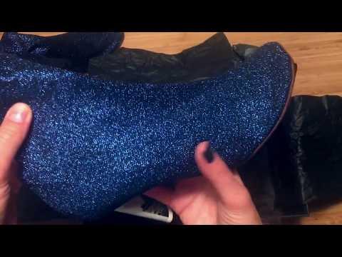 Vetements Lighter-heel sock ankle boots Unboxing