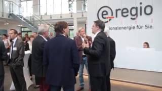 """Unternehmerfrühstück """"viertelvoracht"""" bei e-regio in Euskirchen"""