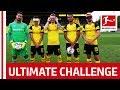 Reus, Pulisic & Co. - Borussia Dortmund's Crazy Glasses Challenge