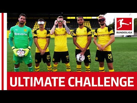Reus, Pulisic & Co. - Borussia Dortmund's Crazy Glasses Challenge Mp3
