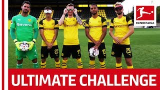 Reus, Pulisic & Co. - Borussia Dortmund's Crazy Glasses Challenge