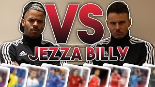 BILLY VS JEZZA - EPIC PACK OPENING BATTLE!