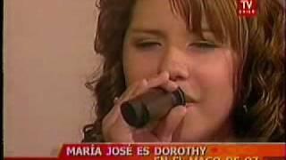 María José Quintanilla-Cerca Del Arcoiris (Rojo)