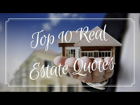 Free Online Download Quotation Real Estate Hd Mp4 And Mp3