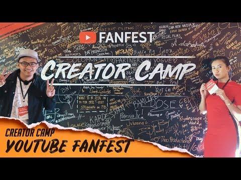 Youtube Fanfest, Creator Camp & Taytay Tiangge - Manila Vlog