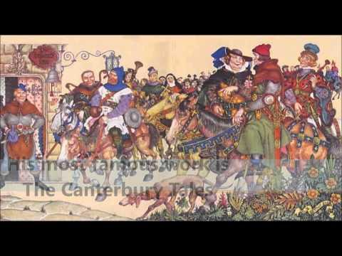 Bio of Geoffrey Chaucer