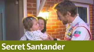 Jenson Button - Santander