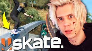EL CHALLENGE DEL PUENTE | Skate 3