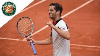 Albert Ramos Viñolas - Top 5 Best Shots | Roland-Garros 2017