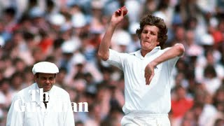 Bob Willis: memorable moments from the former England cricket captain