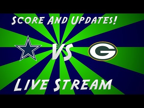 Dallas Cowboys Vs Green Bay Packers Live Stream | With Score And Updates