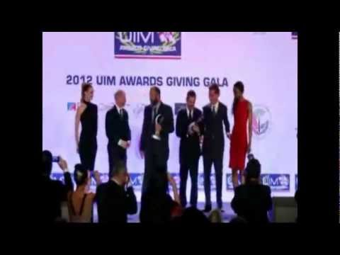 World Offshore 225 Champions at 4th UIM Awards Giving Gala