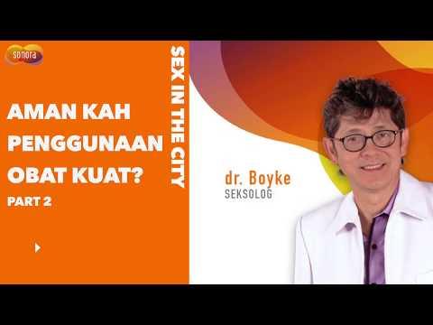 Inilah Rahasia Obat Kuat Paling Ampuh di Dunia dari Dokter Boyke   Part 2
