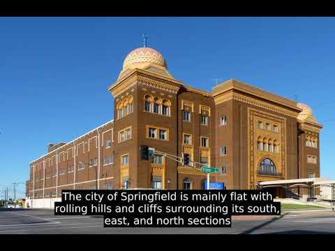 Springfield, Missouri (USA) - Facts, History, Economy