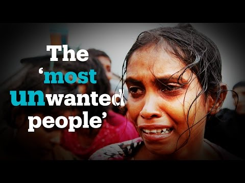 Why are Rohingya Muslims persecuted?
