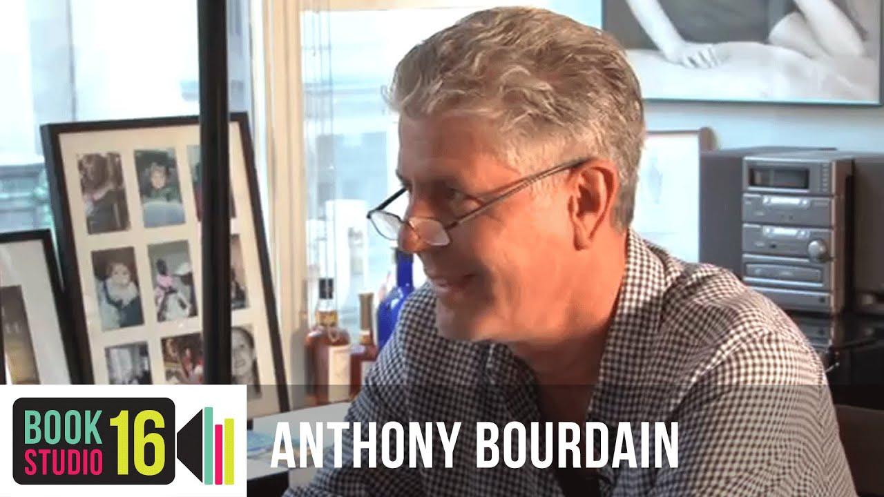 Anthony Bourdain On Kitchen Confidential Insideru0027s Edition | Part 1    YouTube