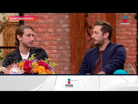 ¡Sebastián y Emiliano Zurita nos cuentan todo de 'Enemigo de clase'  Sale el Sol