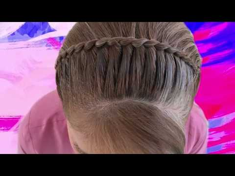 Trenza Cintillo O Diadema Braid Headband Youtube