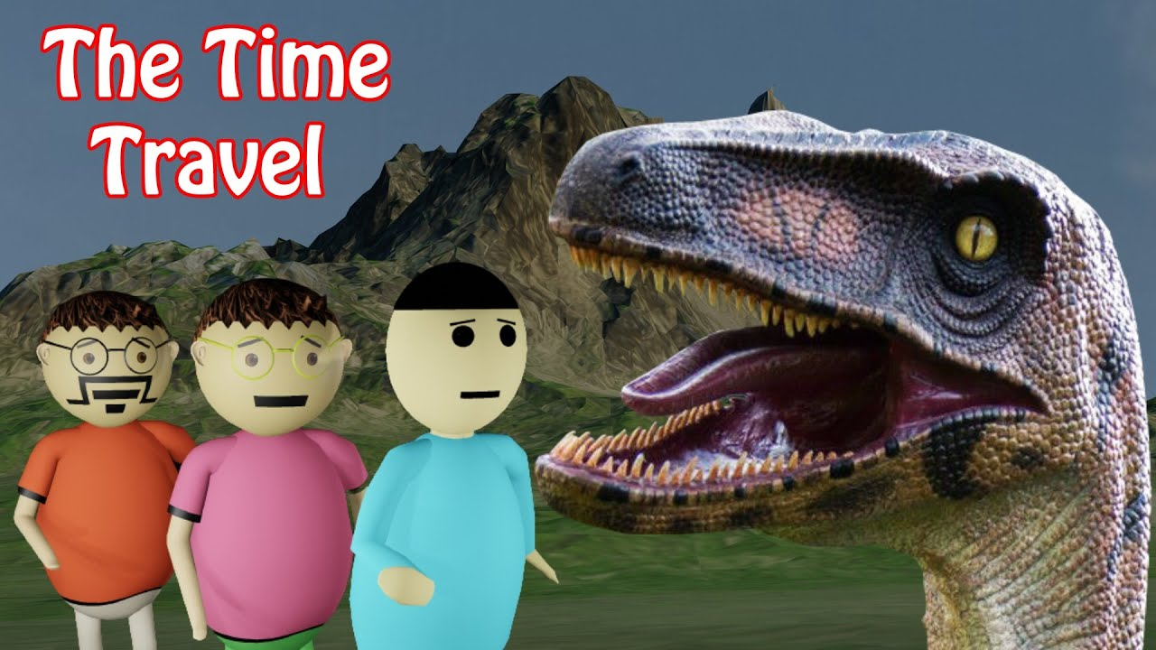 Download Gulli Bulli VS Dinosaur Part 1   Dinosaur   Gulli Bulli  Aur Sar Kata Part 4   Make Joke Horror