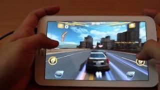 Gaming on Samsung Galaxy Tab 3 (7.0 inch)