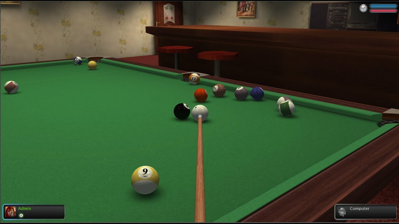 Pool Game Online
