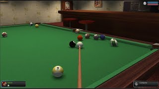 Download  REAL POOL 3D – POOLIANS - [Free PC Game]
