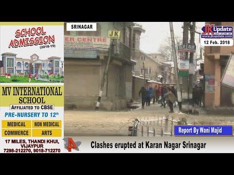 Jammu Kashmir News Round Up 12  Feb 2018