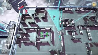 Nashar - Extraction - Part 3 | Frozen Synapse Prime PC Gameplay Walkthrough Gold Medal