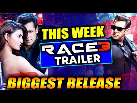 RACE 3 TRAILER | Get Ready This Week |...