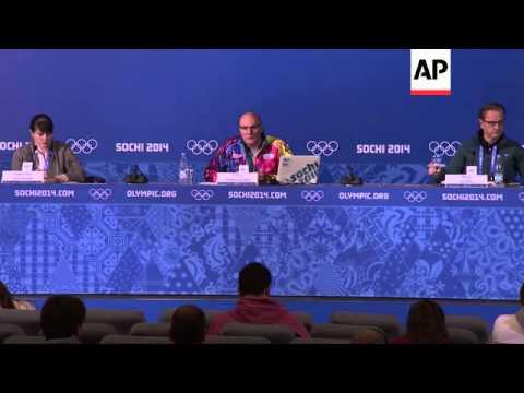 IOC spokesman on opening ceremony glitch, Sochi 2014 chief on ticket demand, Rodnina