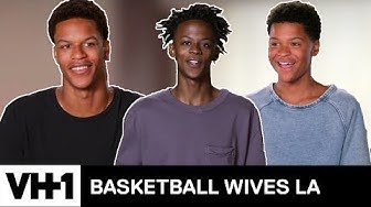 Shaunie O'Neal Shows Shareef, Shaqir & Myles She's The Real Boss | Basketball Wives