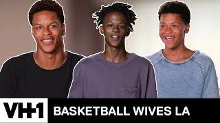 Shaunie O'Neal Shows Shareef, Shaqir & Myles She's The Real Boss | Basketball Wives