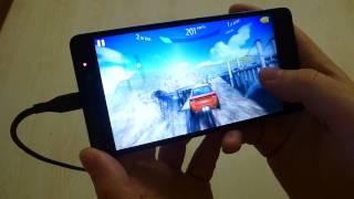 Тест Lenovo S8 A7600  в играх. Gaming Lenovo S8 A7600
